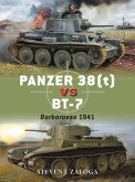 Panzer 38(t) vs BT-7 (eBook, PDF)