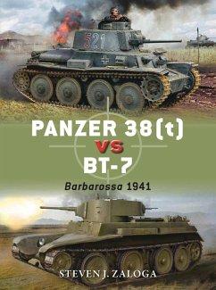 Panzer 38(t) vs BT-7 (eBook, PDF) - Zaloga, Steven J.