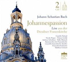 Johannespassion - Kammerchor Frauenkirche Dresden/+