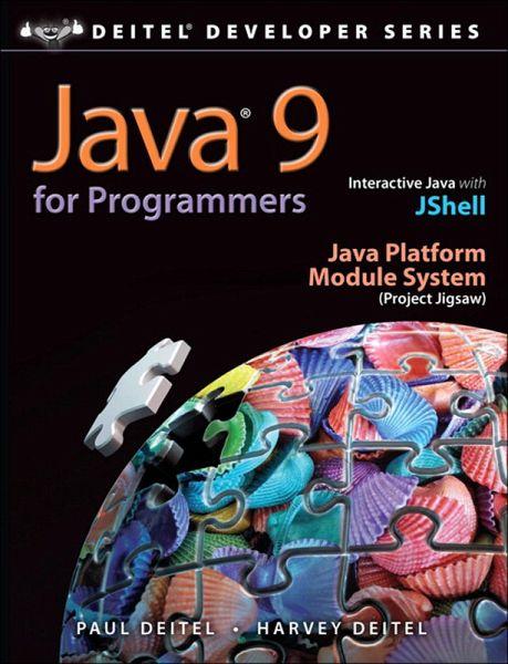 Java 9 for Programmers (eBook, PDF)