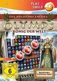 PLAY+SMILE: Die Prüfungen des Olymps: König der Welt (3-Gewinnt-Abenteuer)