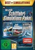 Best of Simulations: Das große Schifffahrt-Simulations-Paket (PC)