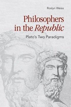 Philosophers in the 'Republic' (eBook, PDF) - Weiss, Roslyn