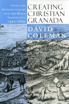 Creating Christian Granada (eBook, PDF)
