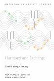 Harmony and Exchange (eBook, ePUB)