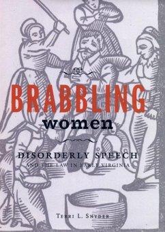 Brabbling Women (eBook, PDF)