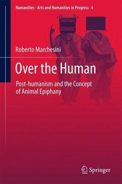 Over the Human - Marchesini, Roberto