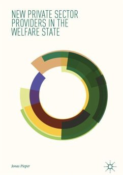 New Private Sector Providers in the Welfare State