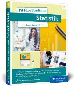 Fit fürs Studium - Statistik - Grabinger, Benno