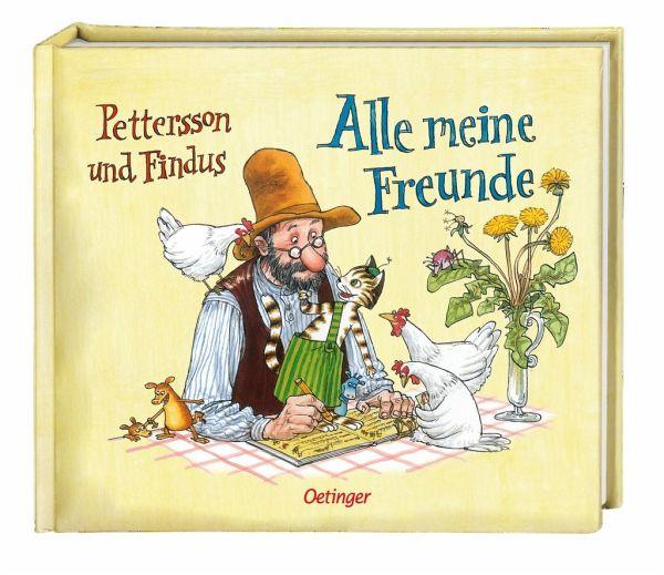 Pettersson Und Findus Buch
