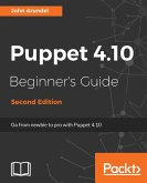 Puppet 4.10 Beginner's Guide, Second Edition