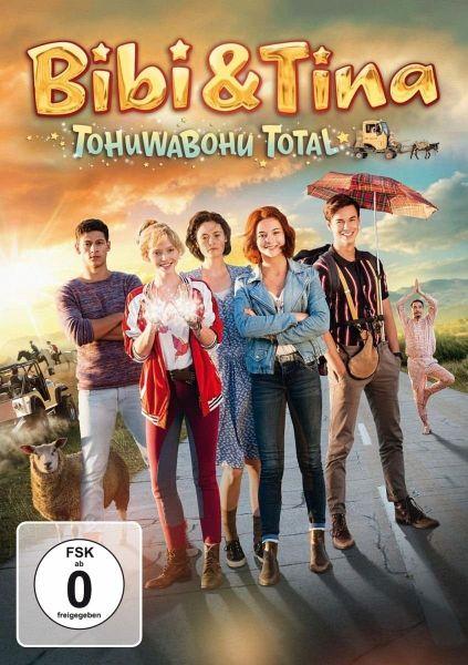 Bibi & Tina - Tohuwabohu Total (Deluxe Version)