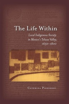 The Life Within (eBook, ePUB) - Pizzigoni, Caterina