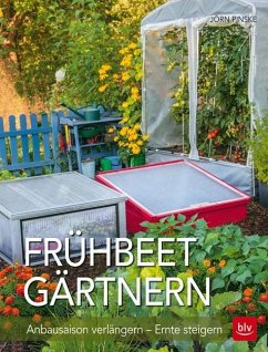 Frühbeet-Gärtnern (Mängelexemplar) - Pinske, Jörn