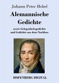 Alemannische Gedichte (eBook, ePUB)
