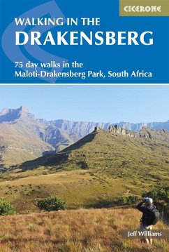 Walking in the Drakensberg (eBook, ePUB) - Williams, Jeff