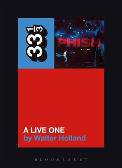 Phish's A Live One (eBook, PDF) - Holland, Walter