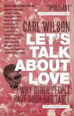 Let's Talk About Love (eBook, PDF)