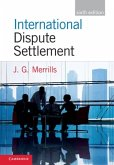 International Dispute Settlement (eBook, PDF)