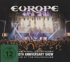 The Final Countdown 30th Anniversary Show-Live At - Europe