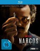 Narcos - Staffel 2 Bluray Box