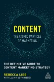 Content - The Atomic Particle of Marketing (eBook, ePUB)