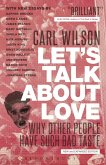 Let's Talk About Love (eBook, ePUB)