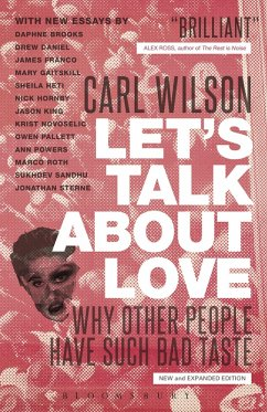 Let's Talk About Love (eBook, ePUB) - Wilson, Carl