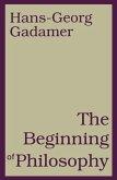 Beginning of Philosophy (eBook, ePUB)