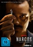 Narcos - Staffel 2 DVD-Box