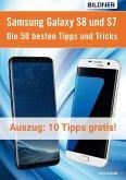 10 der 50 besten Tipps und Tricks für das Samsung Galaxy S8 und S7 (eBook, ePUB)