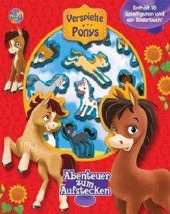 Verspielte Ponys, Spielbuch