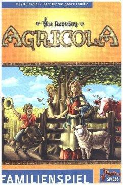 Agricola, Familienspiel (Spiel)