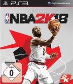 NBA 2K18 (PlayStation 3)