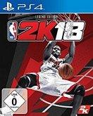 NBA 2K18 - Legend Edition (PlayStation 4)