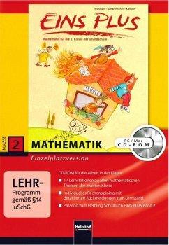 CD-ROM für die Arbeit in der Klasse / EINS PLUS 2