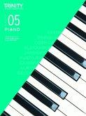 Trinity College London Piano Exam Pieces & Exercises 2018-2020. Grade 5