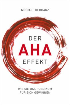 Der AHA-Effekt - Gerharz, Michael