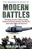 The Mammoth Book of Modern Battles (eBook, ePUB)