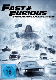 Fast & Furious - 8 Movie Collection DVD-Box
