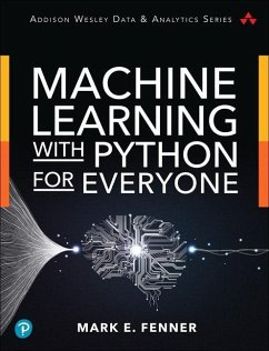 Machine Learning with Python for Everyone - Fenner, Mark