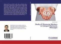 Study of Discourse Markers in Interpol Electronic Messages