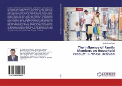 The Influence of Family Members on Household Product Purchase Decision