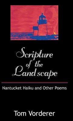 Scripture of the Landscape - Vorderer, Tom