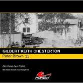 Pater Brown, Folge 33: Der Kuss des Todes (MP3-Download)