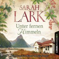 Unter fernen Himmeln (Ungekürzt) (MP3-Download) - Lark, Sarah