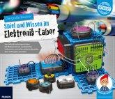 Der kleine Hacker: Die große Baubox - Spiel und Wissen im Elektronik-Labor, Experimentierkasten