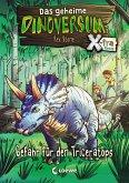 Gefahr für den Triceratops / Das geheime Dinoversum X-tra Bd.2 (eBook, ePUB)