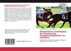 Diagnóstico serológico de anaplasma phaghocytophilum en caballos