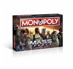 Winning Moves WIN44772 - Monopoly Mass Effect, Brettspiel, Familienspiel
